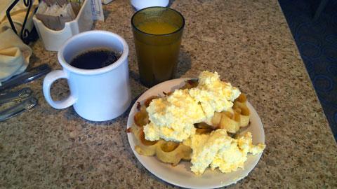 朝の飲み物